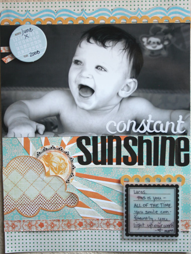 Constant Sunshine