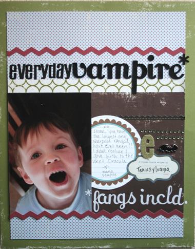 Everyday Vamp